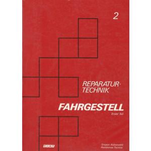 Fiat Reparaturtechnik Fahrgestell (1977)  - Werkstatthandbuch