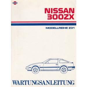 Nissan 300ZX (84) - Werkstatthandbuch