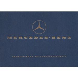 Mercedes Benz L 329 / LA 329 - Ersatzteilkatalog