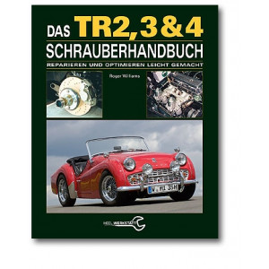 Triumph TR2, 3 & 4 (52-55) - Schrauberhandbuch