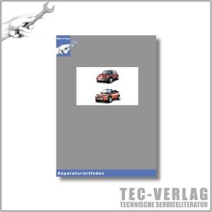 BMW MINI (00-08) W10 - Motor und Motorelektrik - Werkstatthandbuch