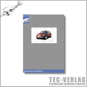 BMW MINI R50 (00-06) Handschaltgetriebe - Werkstatthandbuch