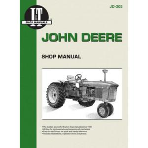 John Deere 6030 / 3010-5010 / 3020-4620 Shop Service Manual