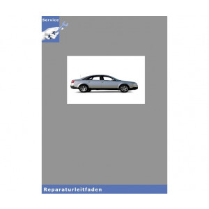 Audi A6 4B (97-05) 4-Zyl. TDI -Motor, Mechanik 1,9l - Reparaturleitfaden