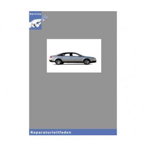 Audi A6 4B (97-05) Karosserie- Montagearbeiten Außen - Reparaturleitfaden