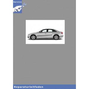 Audi A4, Instandsetzung 6 Schaltgetriebe - Reparaturleitfaden