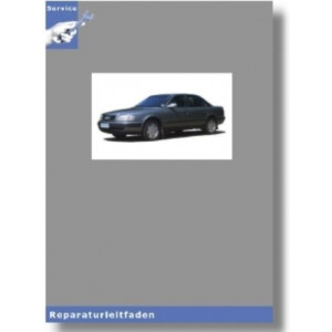 Audi 100 C4 4A (90-97) 2,0l 140 PS 4V KE-Motronic Einspritz- und Zündanlage