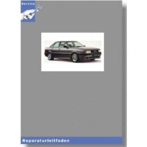 Audi 80 / 90 B3 (86-91) KE-Jetronic Zündanlage 5 Zyl. - Reparaturleitfaden