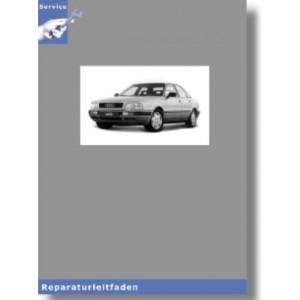 Audi 80 B4 (92-96) Automatikgetriebe 01N - Reparaturleitfaden
