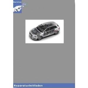 Audi A3 8V Karosserie Montagearbeiten Außen - Reparaturleitfaden