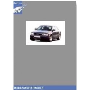 Audi A4 8D 6-Zyl. Motor 5V, Mechanik - Reparaturleitfaden