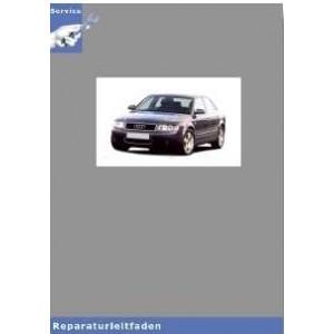 Audi A4 8D Karosserie- Montagearbeiten Außen - Reparaturleitfaden