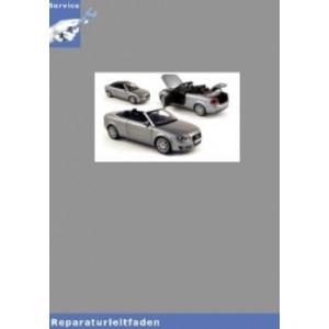 Audi A4 Cabrio 8H (02-06) 4-Zyl. Benziner 2,0l Turbo 4V Motor Mechanik