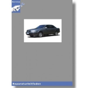 Audi A6 4A C4 (91-97) 5-Zylinder Motor (4-Ventiler, Turbo), Mechanik