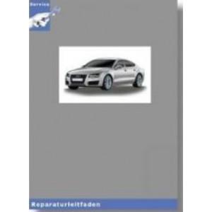 Audi A7 (11>) Karosserie- Montagearbeiten Außen - Reparaturleitfaden