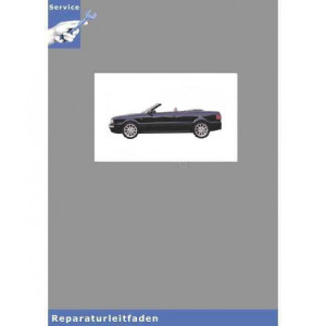 Audi Cabrio 8G (91-00) Heizung, Klimaanlage - Reparaturleitfaden