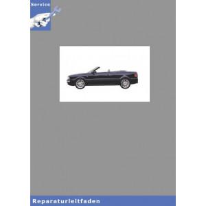 Audi Cabrio 8G (91-00) Karosserie-Montagearbeiten Innen - Reparaturleitfaden