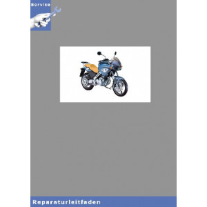 BMW F650 CS  (01-05)  - Reparaturanleitung