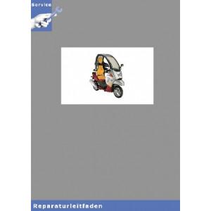 BMW C1 / C1 200 - Reparaturanleitung