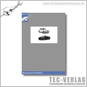 BMW 2er (14>) - B38 Motor und Motorelektrik (F22/F23) - Werkstatthandbuch