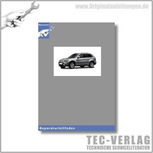 BMW X5 E70 Werkstatthandbuch Automatikgetriebe GA6 GA8