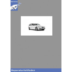 BMW 3er F31 (11>) 316/318/320/325d N47 Motor / Motorelektrik