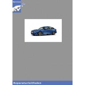 BMW 3er M3 F80 (12>) Fahrwerk und Bremsen - Werkstatthandbuch