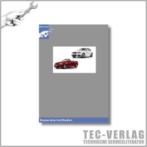 BMW 1er (06-13) Handschaltgetriebe (E82/E88) - Werkstatthandbuch