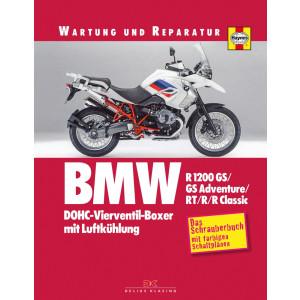 BMW R 1200 GS / GS Adventure / RT / R / R Classic Reparaturanleitung