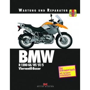 BMW R 1200 GS / RT / ST / S / R (2004>) - Reparaturanleitung Schrauberbuch