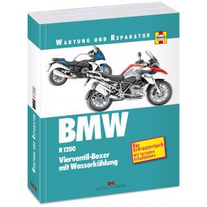 BMW R 1200 GS / RT / RS / R (2010>) - Reparaturanleitung Schrauberbuch