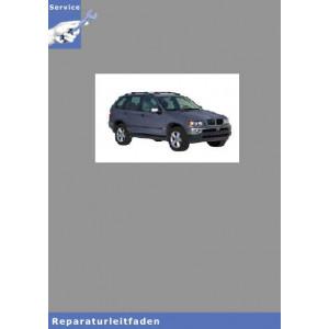 BMW X5 E53 (99-03) 4.4l &4.6l Benzinmotor / M62 - Werkstatthandbuch