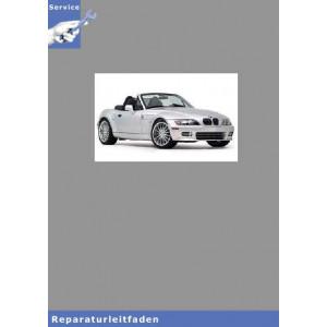 BMW Z3 E36 Roadster (94-02) Heizung und Klimaanlage - Werkstatthandbuch