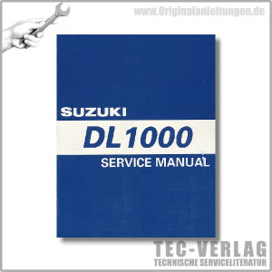 Suzuki DL 1000 (03-06) - Service Manual