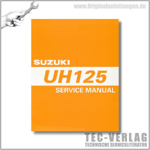 Suzuki UH125 K7 Service Manual
