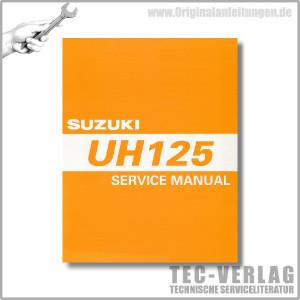 Suzuki UH125 K7 Service Manual