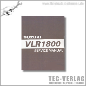 Suzuki VLR1800 (08) - Service Manual