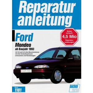 Ford Mondeo (93-95) - Reparaturanleitung