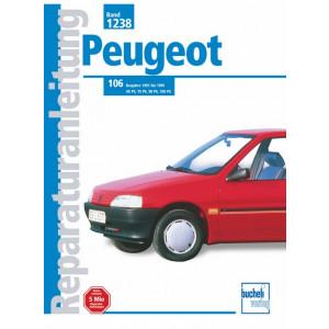Peugeot 106 (91-95) - Reparaturanleitung