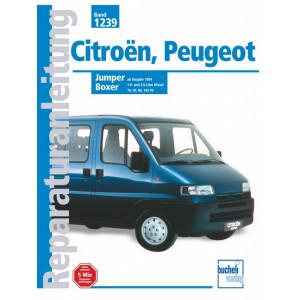 Citroen Jumper / Peugeot Boxer 1.9 / 2.5 Liter (94-00) - Reparaturanleitung