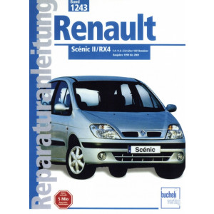 Renault Scenic II / RX4 (1999-2001) - Reparaturanleitung