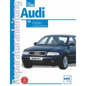 Audi A4 B5 (99-01) 1.6 / 1.8 L incl. Turbo und Quattro  - Reparaturanleitung