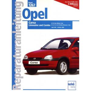 Opel Corsa B (1997-2000) - Reparaturanleitung