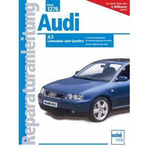 Audi A3 8L (2001-2004) - Reparaturanleitung Bucheli