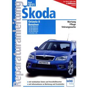 Skoda Octavia II Benziner (2004-2013) - Reparaturanleitung