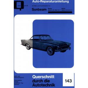 Sunbeam  Rapier / Alpine (1958-1976) - Reparaturanleitung