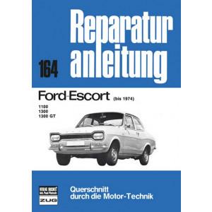 Ford Escort 1100 / 1300 / 1300 GT (