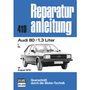 Audi 80 1.3 Liter (78>) - Reparaturanleitung