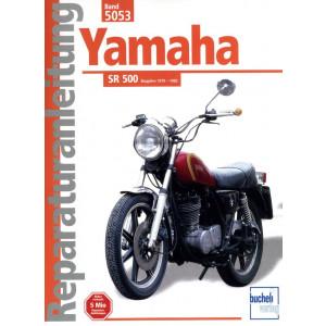 Yamaha SR 500  (1979-1983) - Reparaturanleitung