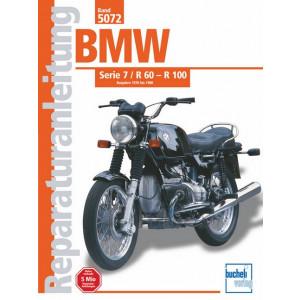 BMW Serie 7 (76-80) R 60 / R 75 / R 80 / R 100 - Reparaturanleitung